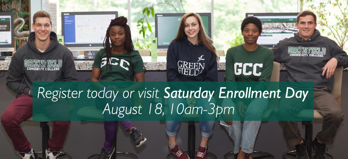 saturday enrollment day