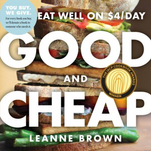Download Good and Cheap, a FREE cookbook