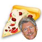 Pizza with the Prez
