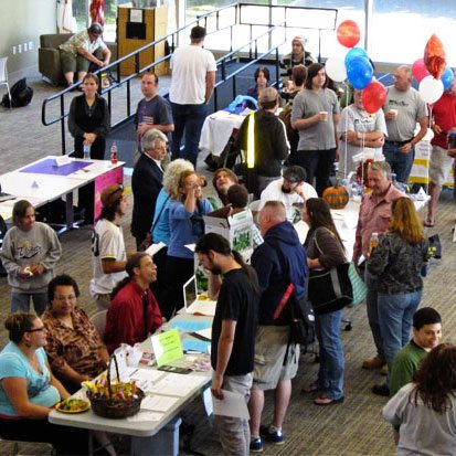 Community Resource & Clubs Fair