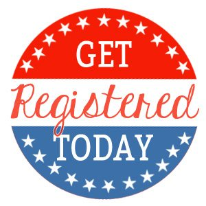 Voter Registration Drive GCC event