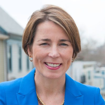 Massachusetts Attorney General Maura Healey GCC event