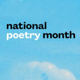 National Poetry Month Poetry Reading GCC event