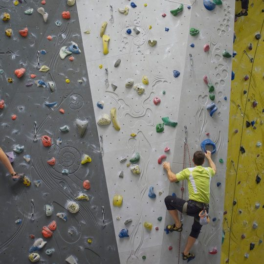 Phi Theta Kappa Climbing Party GCC event