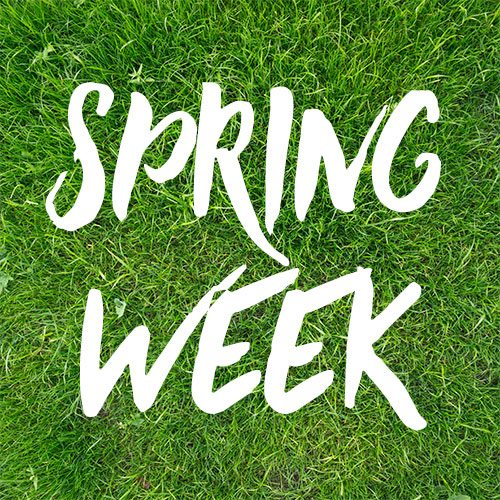 Spring Week Wednesday