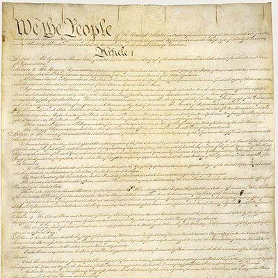 Constitution Day Trivia Contest