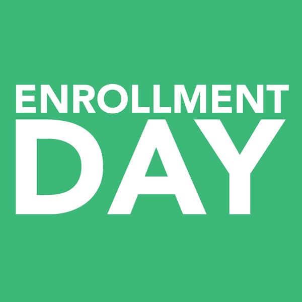 Virtual Enrollment Day GCC event