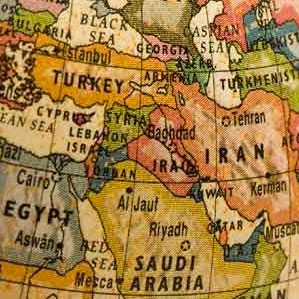 In Search of Stability in the Middle East GCC event