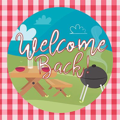Welcome Back BBQ feat. Spanglish Fly GCC event