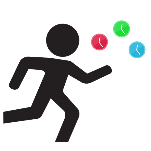 "Time Management Balancing Act: Tapping Into Your ""Inner Juggler"" GCC event"