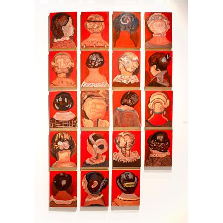 Gallery Talk: Kelly Popoff