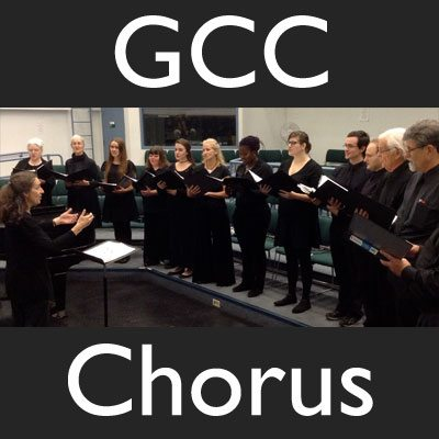 GCC Chorus: Favorite and New Choral Music