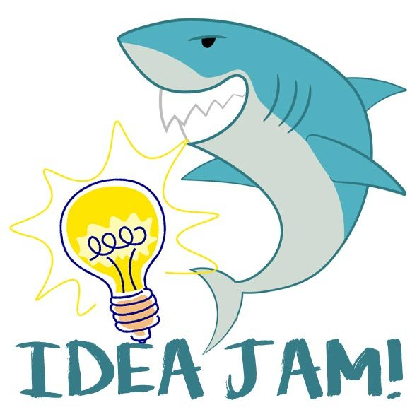 Shark Tank Idea Jam GCC event