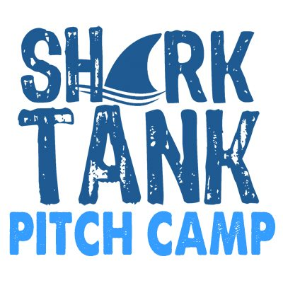 Shark Tank Pitch Camp GCC event
