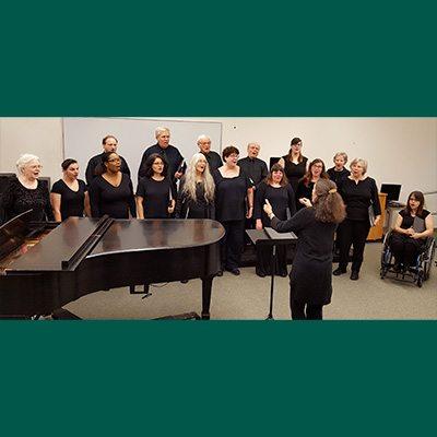 GCC Chorus Spring Preview Concert: Think Spring!