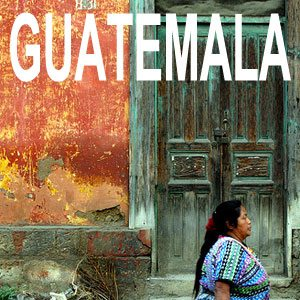 Student Travel Award Presentation: Guatemala GCC event