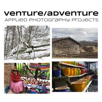Venture/Adventure: Applied Photography Projects GCC event