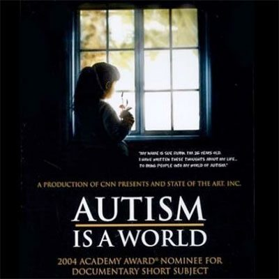 Friday Film Series: Autism is a World GCC event
