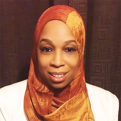 Tahirah Amatul-Wadud: Islamophobia