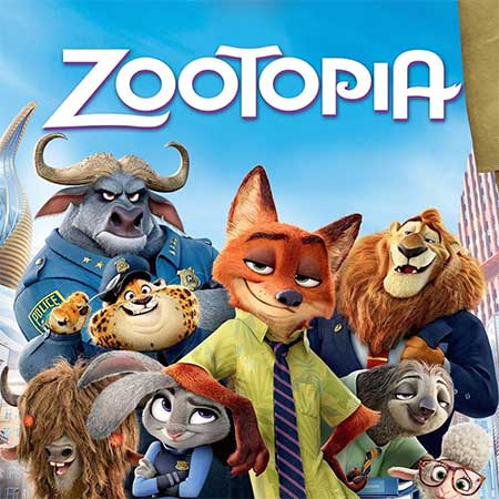 Movie Night: Zootopia GCC event