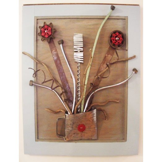 Andy Rothschild Assemblages