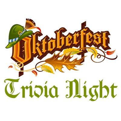 Oktoberfest Trivia Night