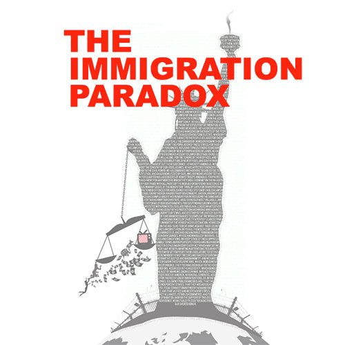 Friday Film Series: The Immigration Paradox GCC event