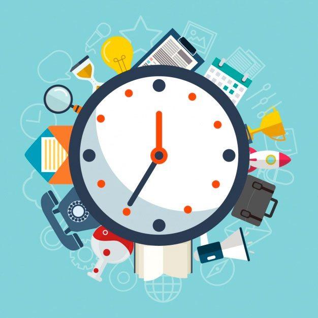 Time Management Workshop GCC event