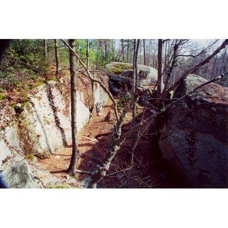 Hidden Cave of Mount Toby GCC event
