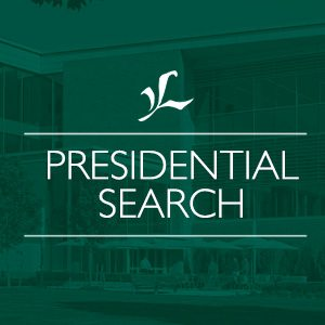 Presidential Search Open Forum GCC event