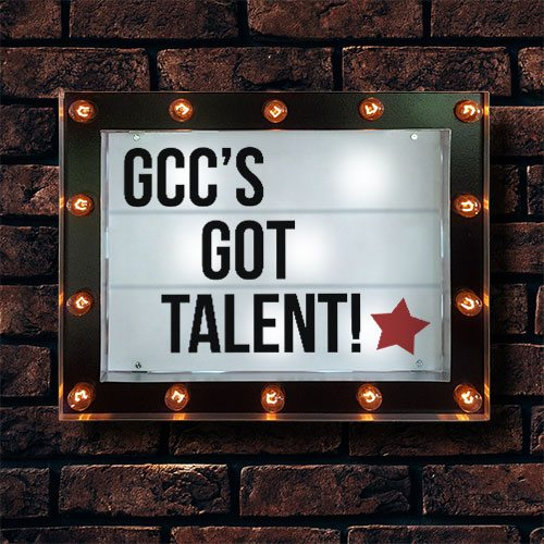 GCC's Got Talent! GCC event