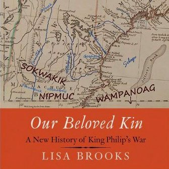 Lisa Brooks: Our Beloved Kin GCC event