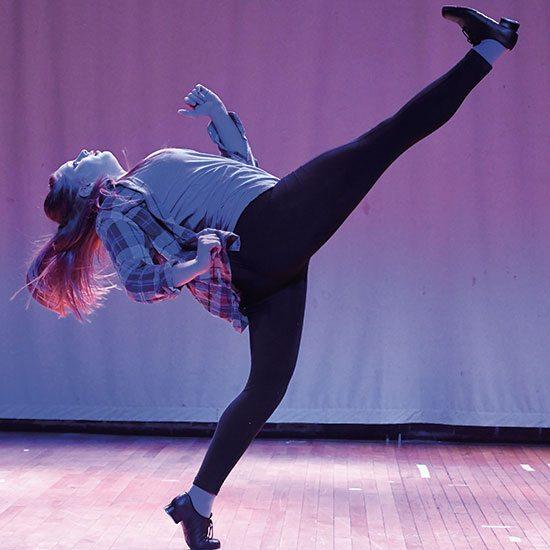 Spring Dance Concert GCC event