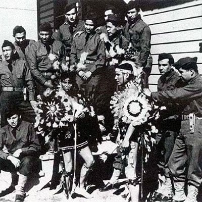 Friday Film Series: Navajo Code Talkers GCC event