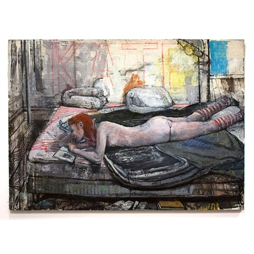 Gallery Talk: Jim Peters