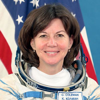 Cady Coleman: Lessons from Space for GCC