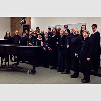 GCC Chorus: Remembering Marilyn