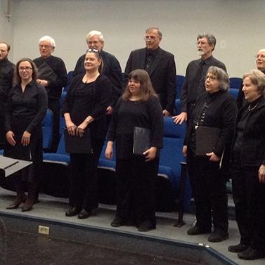 GCC Chorus Fall Preview Concert: Remembering Marilyn GCC event