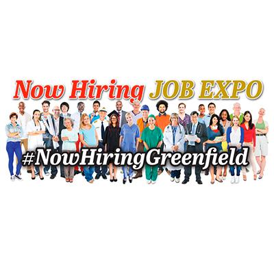 Now Hiring Job Expo