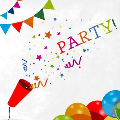 Peer Tutor Appreciation Party GCC event