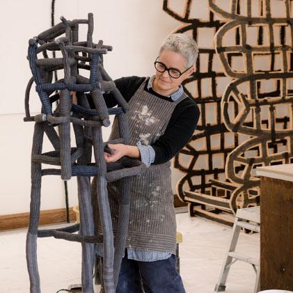 Artist Talk: Anna Hepler GCC event