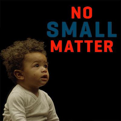 Film Screening: No Small Matter GCC event
