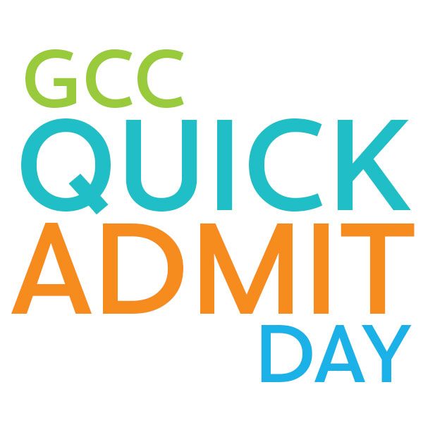 GCC Quick Admit Day - NORTHAMPTON