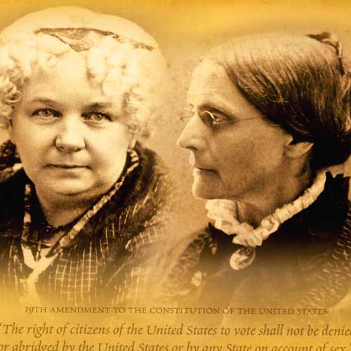 Not for Ourselves Alone: The Story of Seneca Falls