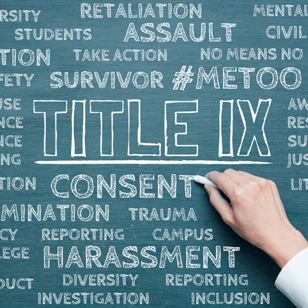 Title IX: What You Need to Know GCC event