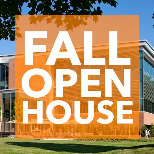 Enrollment Open House