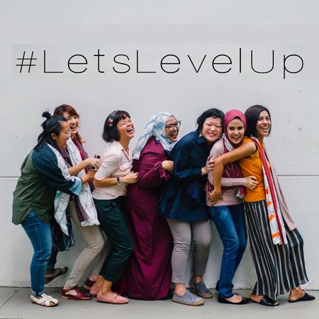 #GCCSTEMWeek • Let's Level Up: Colleagues & Friends as Mentors GCC event