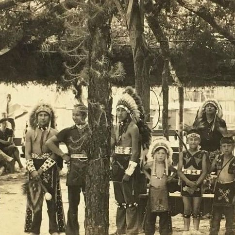 Traditional Native American Social & Stomp