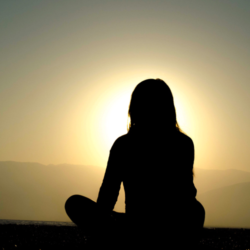 Guided Meditation for Women GCC event