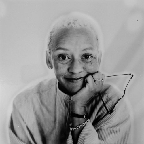 An Evening with Nikki Giovanni GCC event